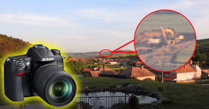 當這台相機開始拉遠時,到10秒的時候你就會知道有多瘋狂了!!