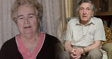 這位87歲老爺爺被政府限定不能親吻結婚67年的太太,背後的原因令人唏噓心酸!