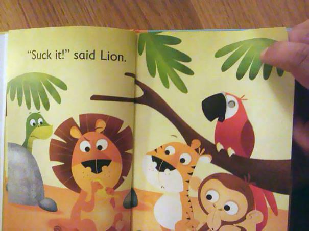 29本你小時候沒看懂的童書,現在看就會秒懂邪惡地笑出來了...