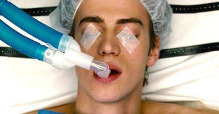 這名病人意外錄下被麻醉昏迷時醫生們對他說的壞話,聽過後就馬上提告並且勝訴得到1550萬!
