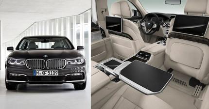 跟007電影裡的車子一樣超高科技的車終於要推出了!裡面座椅擁有的功能會讓你興奮到汗流浹背!