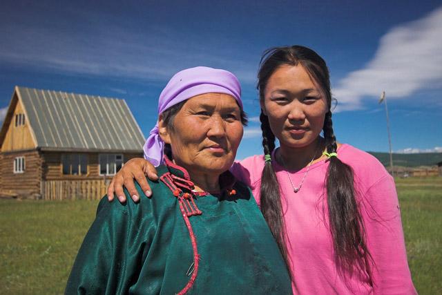 27張照片證明蒙古女生已經不再像我們想像的那麼「成吉思汗」了