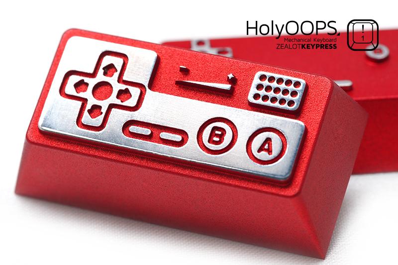 看見這18個超可愛的鍵盤鍵帽之後,每個人的錢包都開始拿筆寫遺書了...