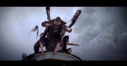 有人把《星海爭霸》的「小狗快攻」拍成一部真的電影,看完後發現到真實情況比電玩血腥太多了!