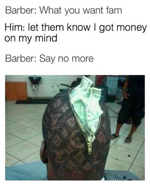 22個詭異到爆炸的特殊髮型,讓我相信「理髮師」是世界上最難當的職業。