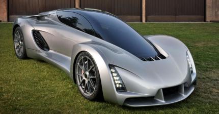 普通超跑遜掉了!世界首台「3D列印超快、超輕、又環保的無敵跑車」要來了!