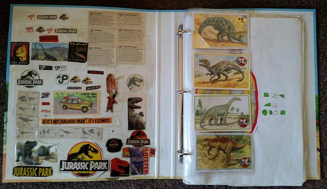 這個男生從小以為《侏羅紀公園》是真的,立志要在那工作,連園區裡養多少隻恐龍都有完美計畫!