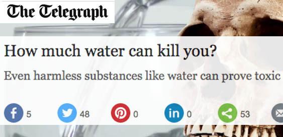 根據現代媒體,你一天下來已經死了22次了!
