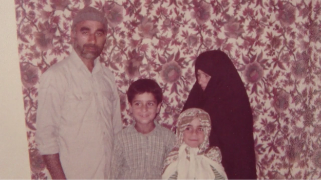 Growing up in Iran, Masih saw her older brother as a symbol of the freedom she did not have.