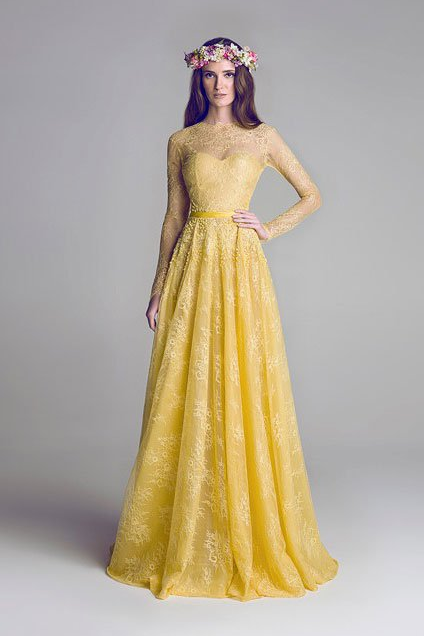 Be the yellow rose (of Disney).
