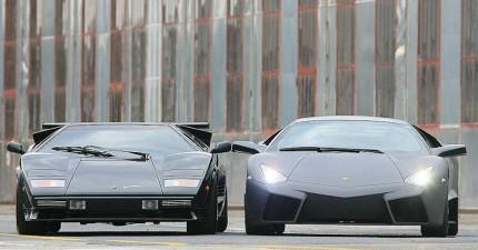 34個經典車款和它們的超帥氣祖先。