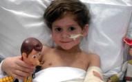 這名男孩莫名染怪病72小時後遭截肢,但他康復後說的話真的太可愛了!