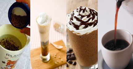 7種你最喜歡喝的咖啡代表的不同個性特色!