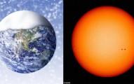 科學家警告:2030年太陽會「睡著」,形成小冰期讓全球氣溫劇烈下降!