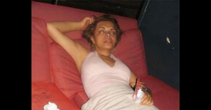 21名因為「喝太醉做蠢事」而佔據新聞版面的暴走女士。