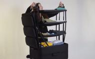 當你把這個「未來行李箱」的兩邊拉起來後,你就會發現到一直都虧待自己了。