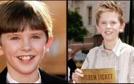 還記得《巧克力冒險工廠》的可愛小男孩嗎?他長大後的模樣已經讓網友們全都快噴汗了!