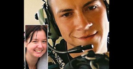 在飛機失事墜毀之際,他拯救身旁陌生女孩的方式會讓你哭到要冰敷眼睛。