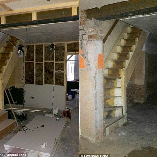 這名女子用48塊台幣買了這間房子,看過整修後的模樣我認為我也該少吃一餐去買一棟!