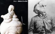 8個歷史上經典的「怪胎秀」代表人物,帶你一窺人類以前令人發毛的癖好...