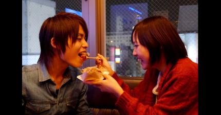日本推出了誠意十足的「租女友」服務!男客人:「重新找到戀愛的感覺❤」