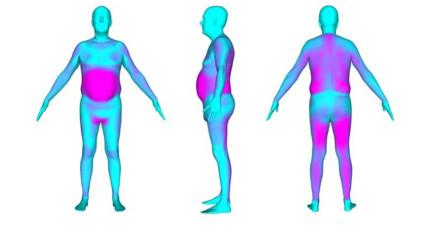 原來醫生要我們看BMI全都錯了!只要「一條繩子」才能真正測量出你的健康還有患心臟疾病的風險!
