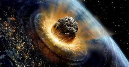 當一顆「人類滅絕等級的隕石」要撞擊地球時,人類有這4個解救的方法。