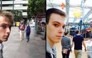 這名網友把他這麼多年來當「心酸電燈泡」的爆紅照片上傳,結果最後一張讓人感動翻了!