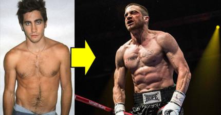 他為了飾演拳擊手所度過的「地獄訓練8個月」會讓你慚愧到馬上衝出去慢跑!