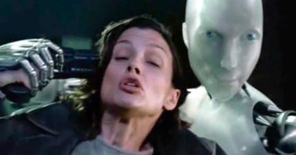 21世紀第一起機器人殺人慘案已經上演...人類的惡夢要開始了嗎?