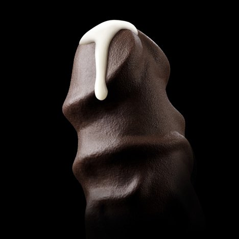 9個讓人好害羞的18禁甜點,第7個我真的吃不下去...