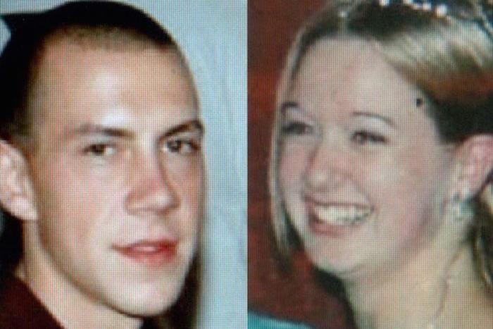 22 Year old hero Robert Cooke, and the girl he saved,