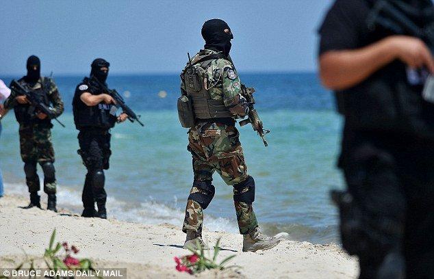 8名ISIS武裝份子打算再次襲擊突尼西亞遊客,但這次卻有了完全不一樣的結果!