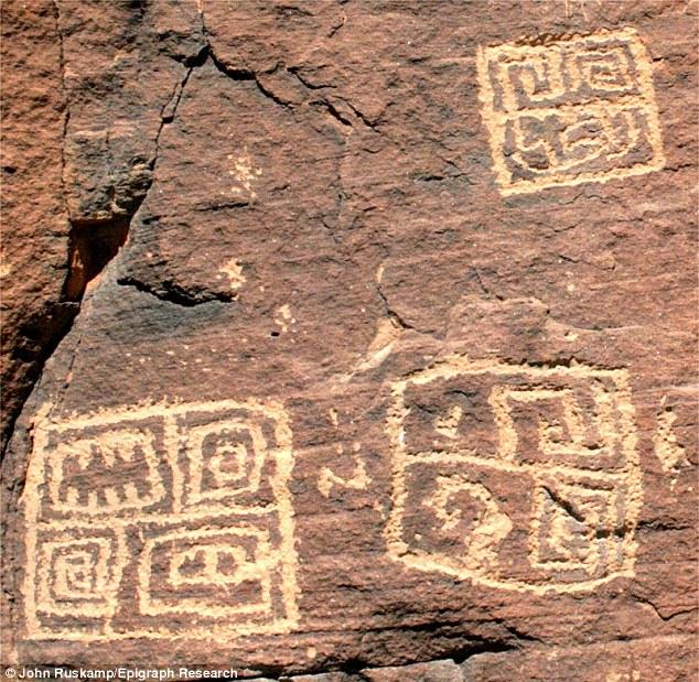 歷史課本錯了?岩石遺跡證實最早發現美洲的不是哥倫布,而是早3000年的中國人?!