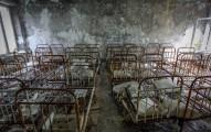 攝影師冒死進入車諾比核災無人地帶,完整記錄下核災摧殘過的悲慘鬼城。