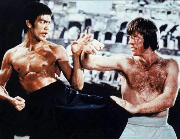 Chuck Norris has admitted that Bruce Lee could beat him in a fight.