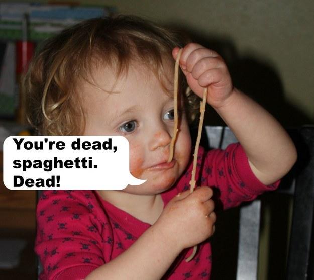 Spaghetti-nator.