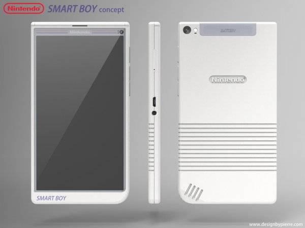 如果任天堂真的推出這款超猛手機,看過功能後你有辦法忍住不買回家嗎?