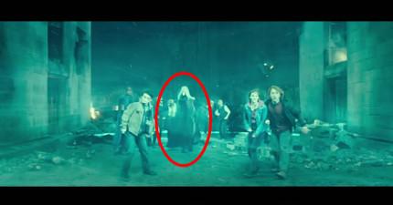 《哈利波特》電影看了這麼多次,我都沒發現到最後一集有一個細節居然這麼有意義!