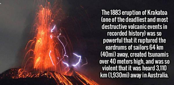 18個會讓你看了腦袋瞬間爆炸的超瘋狂事實!