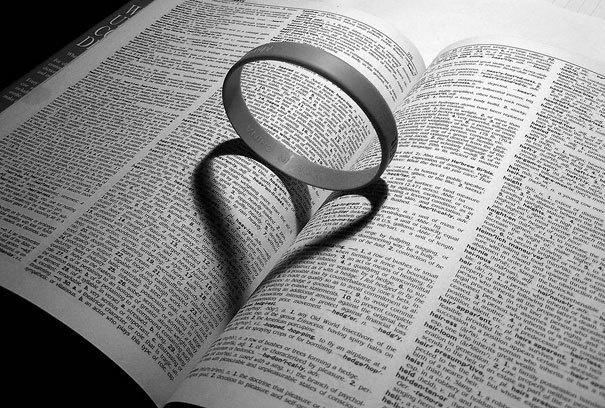 The loveliest bookmark.