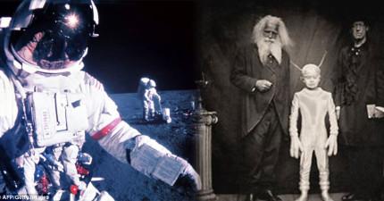 這位前美國知名太空人說其實外星人早就來過地球,而且還阻止了核爆戰爭?!