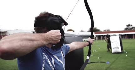 比漆彈還要熱血的「弓箭戰爭」要來讓你體驗當「鷹眼」的快感了!