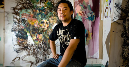 這個聰明的藝術家幫臉書畫完辦公室之後選擇「不收現金」,現在他的身價竟然飆漲到60億台幣!