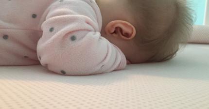 這個新研發的創新床墊材質,將會拯救全世界嬰兒的小小生命!