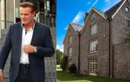 這個富豪用來改造房子外牆的「建材」,你就算給我錢我都不敢靠近!