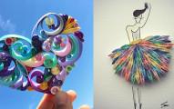 她放棄了穩定的辦公室工作「決定當全職藝術家」,結果證明她的決定是正確的!
