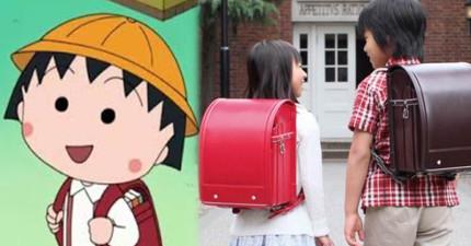 為什麼日本小學生的書包「一個最貴要2萬6台幣」,但全世界仍瘋狂搶購?