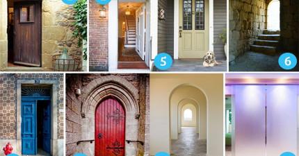 只要從這8扇門挑出一扇,它會揭露你隱藏的性格還有未來!