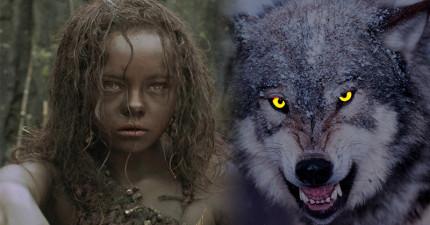 5個被野生動物養大的「泰山小孩」。狼小孩竟然真的有尖牙跟利爪